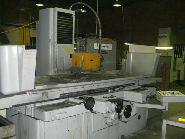 BLOHM Surface Grinder