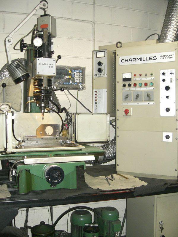 CHARMILLES EDM Spark Errosion Machine